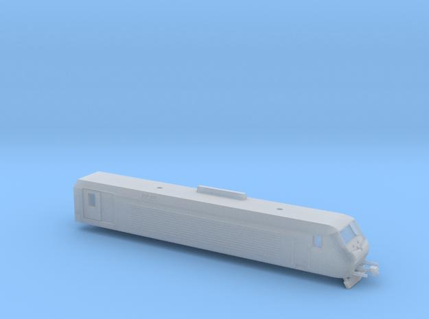 FS E 464 005 Scala TT für Fahrwerk BR 145 geeignet in Smooth Fine Detail Plastic