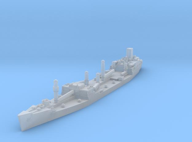 USS Kaskaskia Oiler 1/1800 in Smooth Fine Detail Plastic