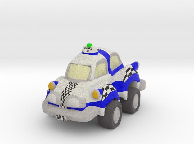 cab 24 in Full Color Sandstone