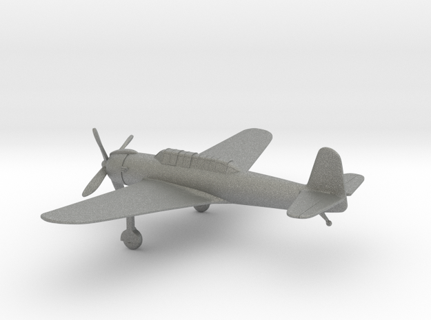 Nakajima B6N2 Tenzan in Gray PA12: 1:160 - N