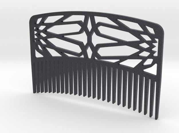 Pocket Comb in Black PA12