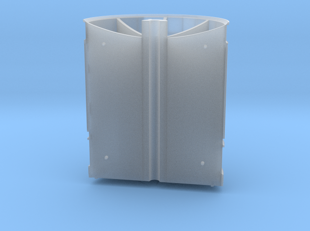 02-Service module-SW in Smooth Fine Detail Plastic