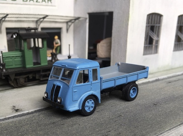 1:87 Renault AGR 1937 in Smooth Fine Detail Plastic
