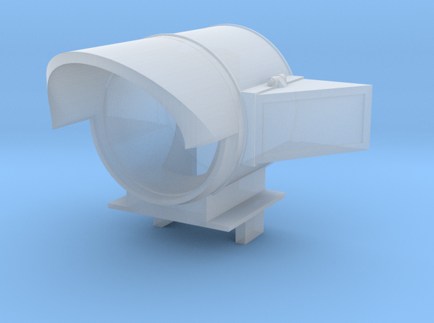HOn3 D&RGW/RGS Replacement Lamp - v2 in Smooth Fine Detail Plastic