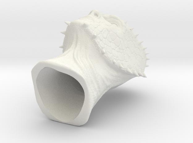 jemhadar 1:1 scale  in White Natural Versatile Plastic
