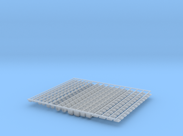 1.6bu Spring DF Small Pieces (26) in Smooth Fine Detail Plastic