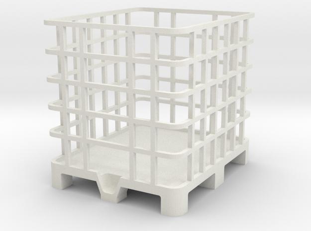 IBC Palette 1 12 in White Natural Versatile Plastic