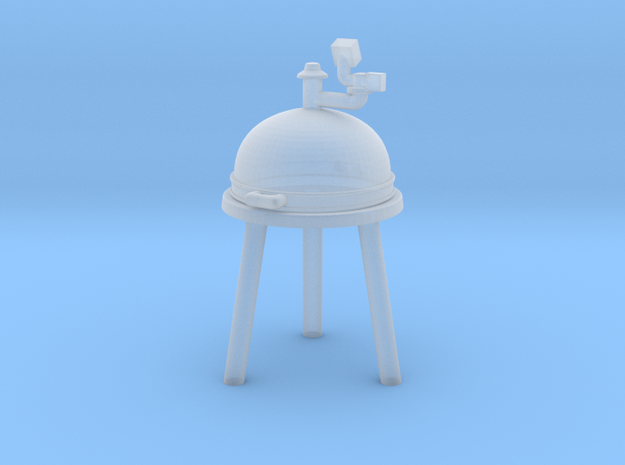 Lost in Space Equipment - Weather Station - PL in Smooth Fine Detail Plastic