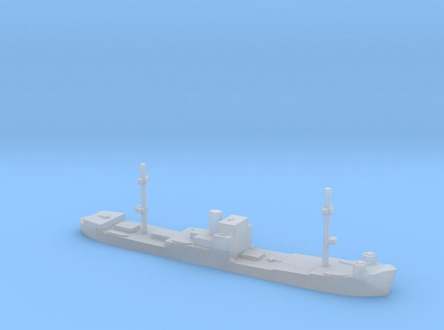 German Sperrbrecher 2 masts WW2 1:1800 in Smooth Fine Detail Plastic