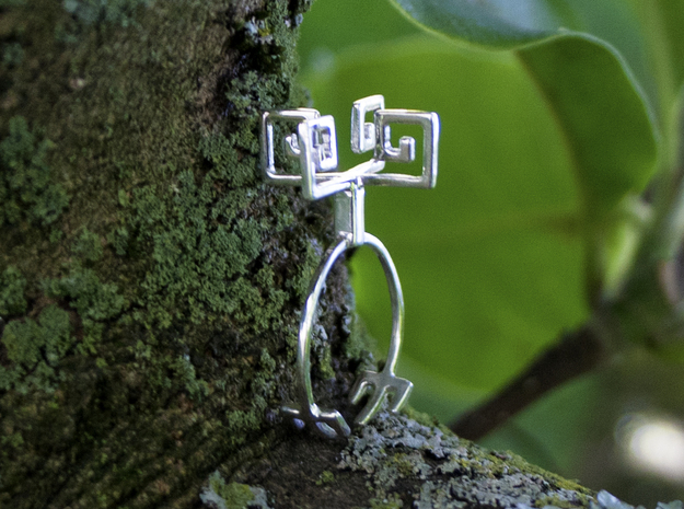 tree in Polished Silver: 8 / 56.75