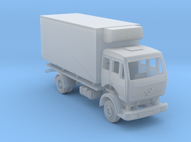 Mercedes NG - TT 1:120 in Smooth Fine Detail Plastic