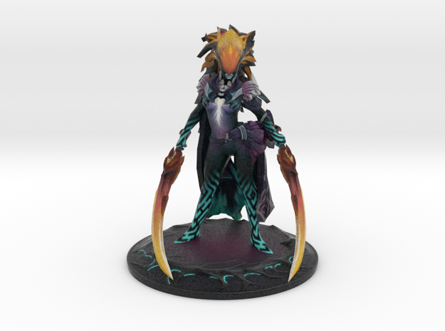 Phantom Assassin Arcana with Codicil in Natural Full Color Sandstone