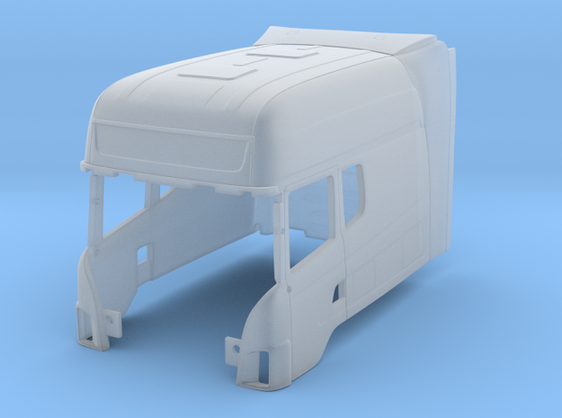 Scania R Longline Cab in Smooth Fine Detail Plastic