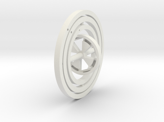 Gyroscope 3d printed