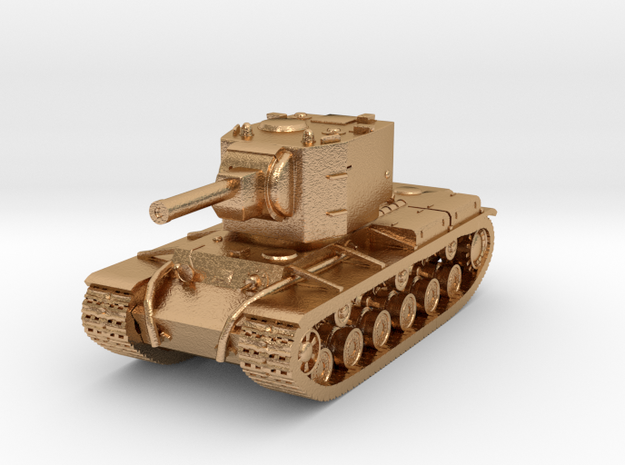 Tank - KV-2 - size Small in Natural Bronze