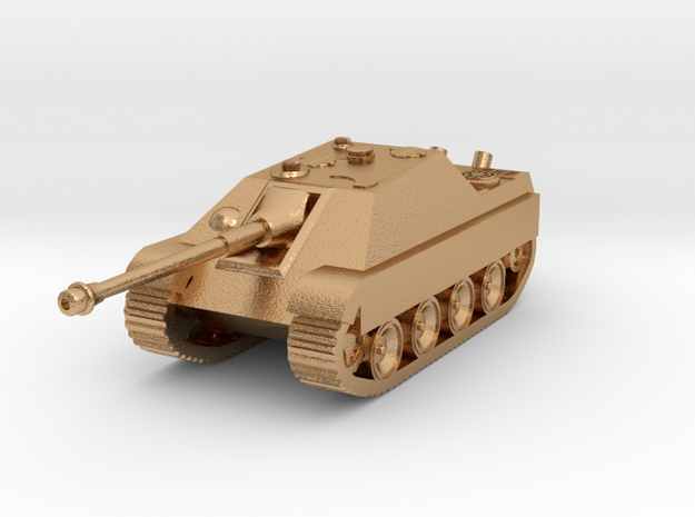 Tank - Jagdpanther - size Small in Natural Bronze