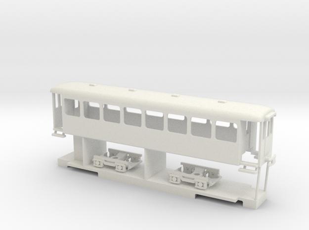 SSIF a4.130 stato d'origine in H0 in White Natural Versatile Plastic