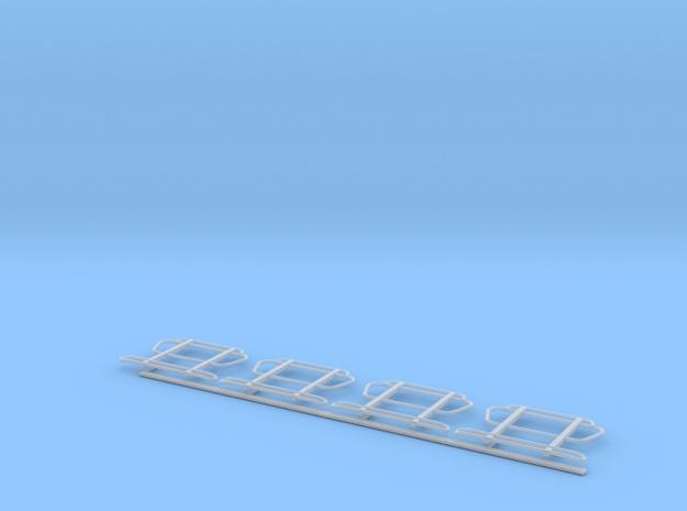978 FB/Bmp3/Hi/oG/Mega in Smoothest Fine Detail Plastic