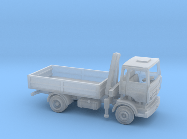 Renault Midliner Construction 2 - N 1:160 in Smooth Fine Detail Plastic