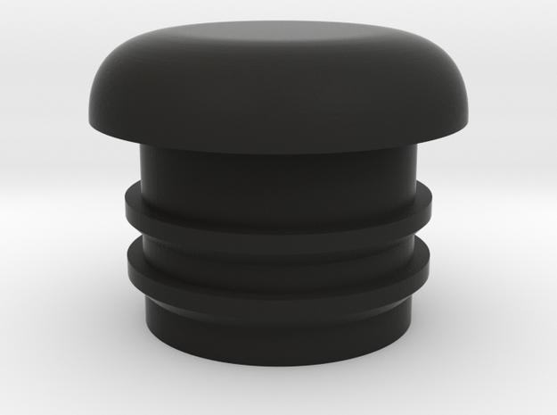 Bugaboo Front Wheel mount cap for Cameleon Gen 1 & in Black Strong & Flexible