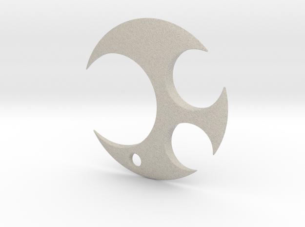 Holes 01 3d printed