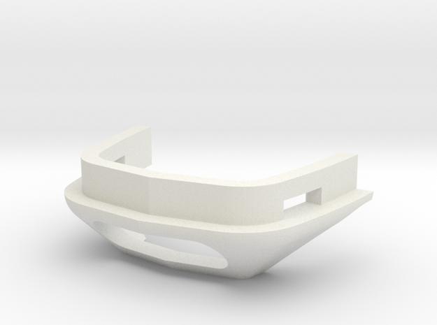 Plan U Baanschuiver in White Natural Versatile Plastic