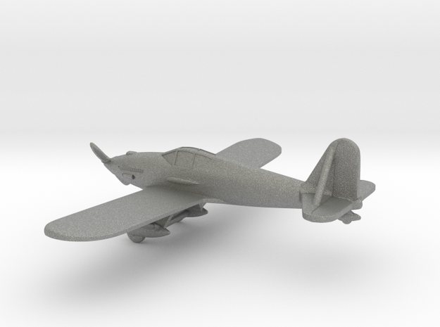 Curtiss XP-31 Swift in Gray PA12: 1:144