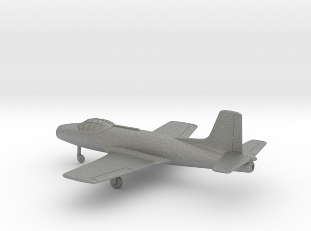 Fokker S.14 Machtrainer in Gray PA12: 1:200