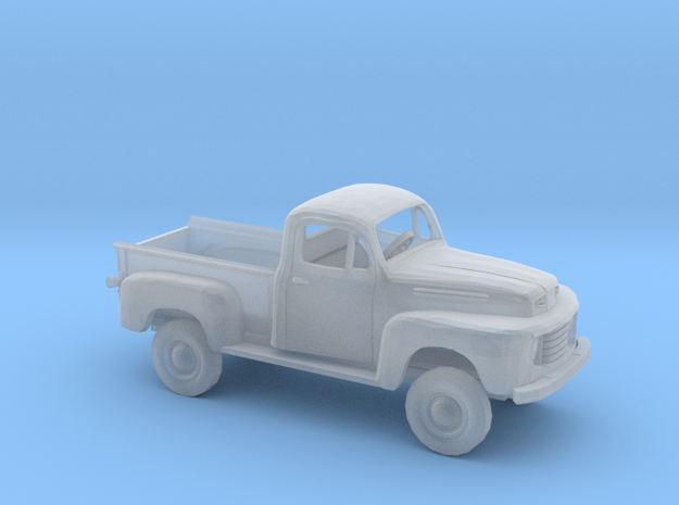 1/160 1948-50 Ford F- Series Pickup Kit in Smooth Fine Detail Plastic