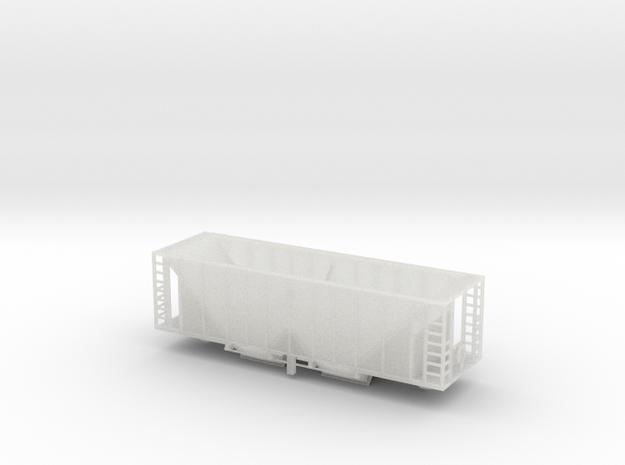 Taconite ore car II - Z scale  3d printed