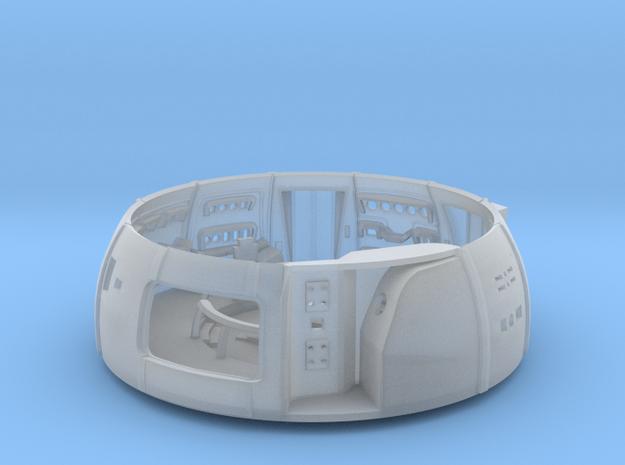 1/175 TWOK Bridge in Smooth Fine Detail Plastic