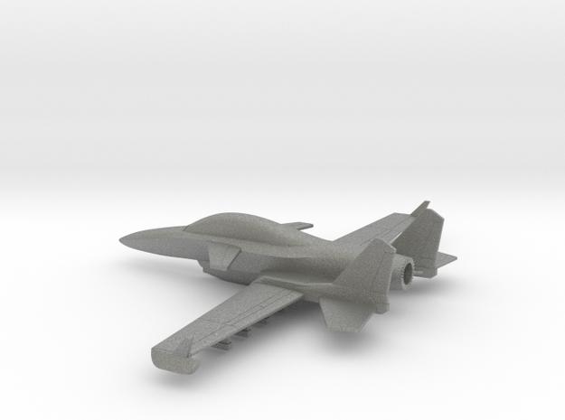 Stavatti SM-28 (w/o landing gears) in Gray PA12: 1:160 - N