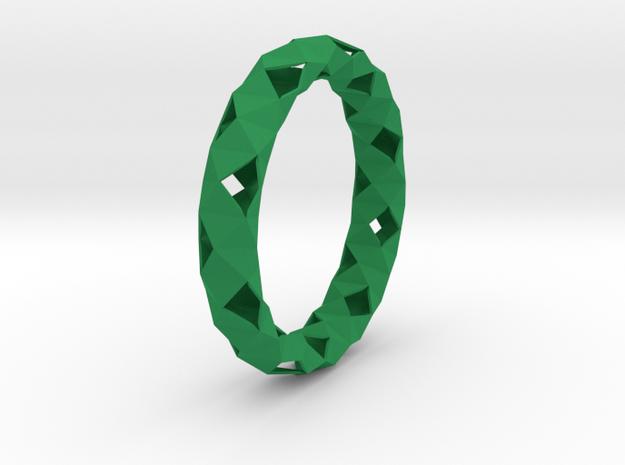 Medium Size - Polygonal Bracelet 3d printed