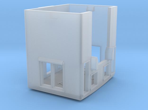 FGEcabREV2 in Smooth Fine Detail Plastic: 1:87 - HO