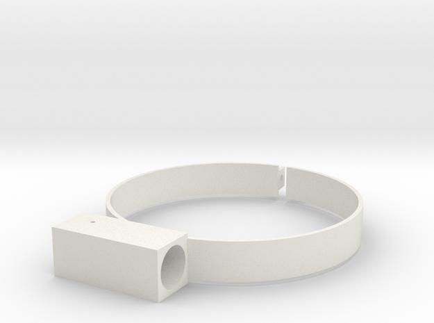 Halterung für Stator 52mm in White Natural Versatile Plastic
