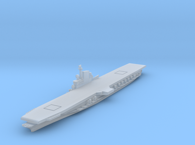 USS Midway 1/2400 in Smooth Fine Detail Plastic