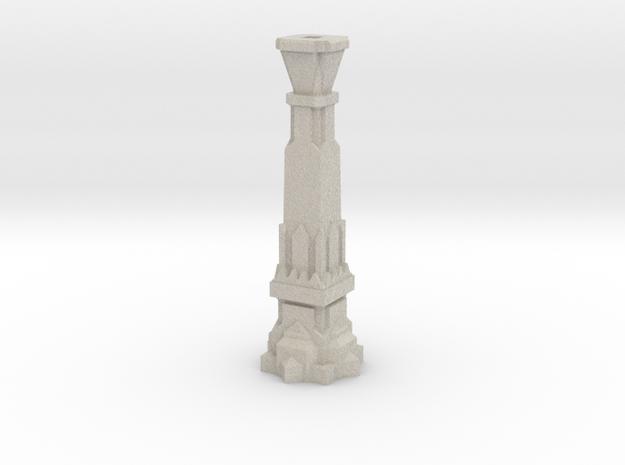 100mm Dwarven Pillar