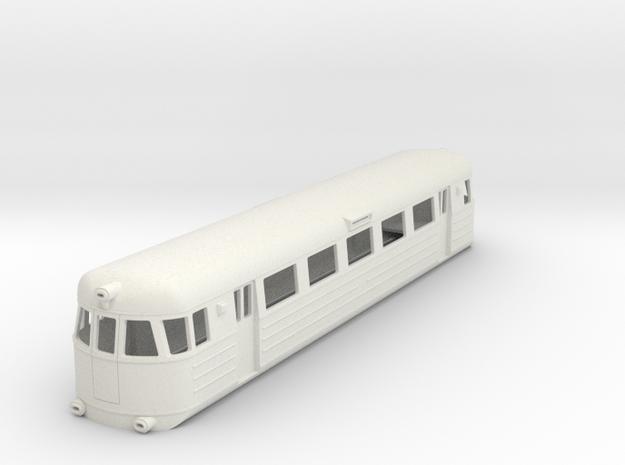 sj64-yc04-ng-railcar in White Natural Versatile Plastic
