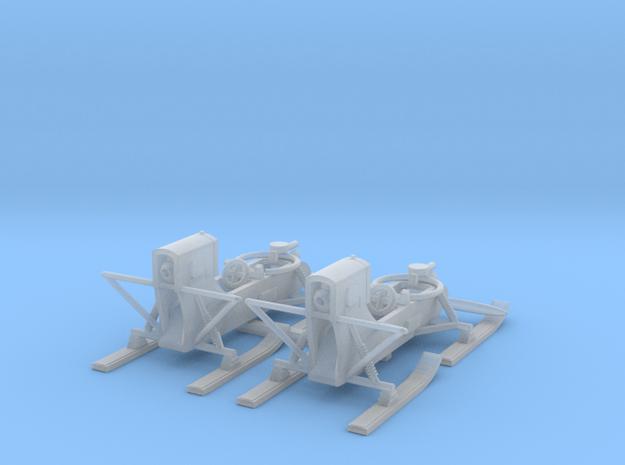 Aerosan RF-8/GAZ-98 1/144 and larger