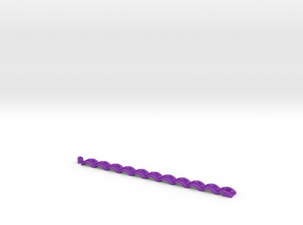 Catenary Track 3d printed