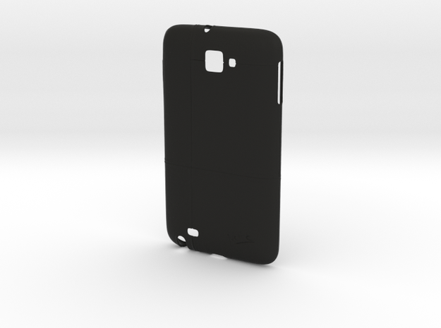 Samsung Galaxy Note 1 Case Stitched Leather 3d printed