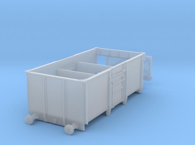 BRwagon1_109_3mmFS_05 in Smoothest Fine Detail Plastic