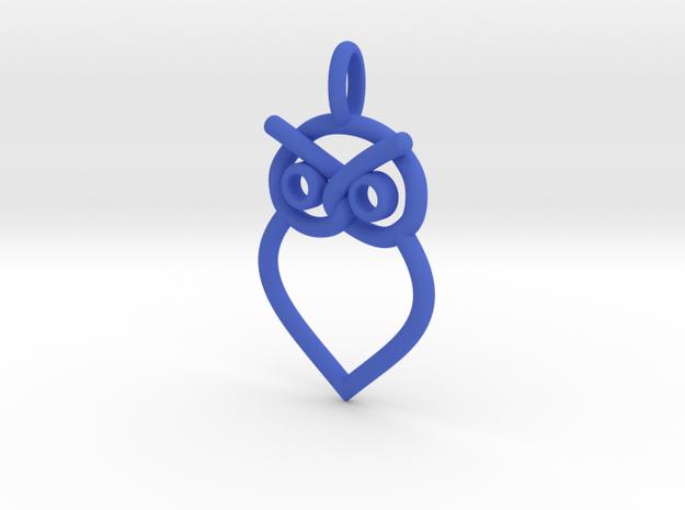 Owl big 3d printed