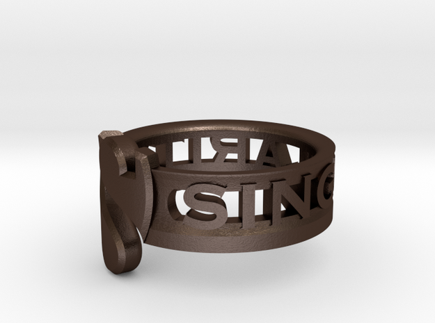 SU2013 Ringsize12 3d printed
