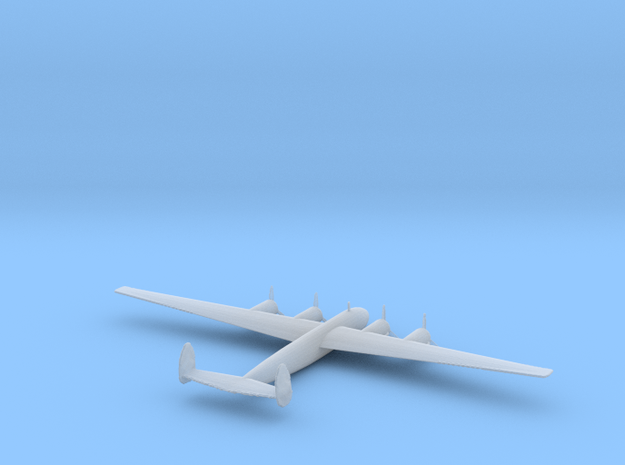 1:285 Me-264 in Smooth Fine Detail Plastic
