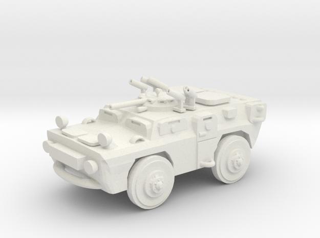 CadillacV150v3 in White Natural Versatile Plastic
