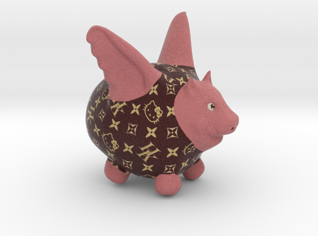 Flying Pig Designer 3 3d printed
