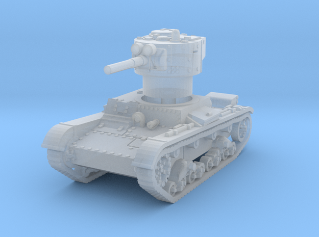 T-26B late 1/200 in Smooth Fine Detail Plastic