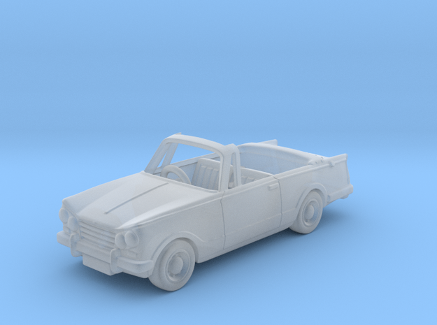 Triumph Vitesse  Convertibles 1:87 HO in Smooth Fine Detail Plastic