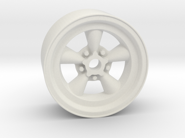 Classic 5T 20x10 4x1mm Hex OS 0 BS 5 in White Natural Versatile Plastic